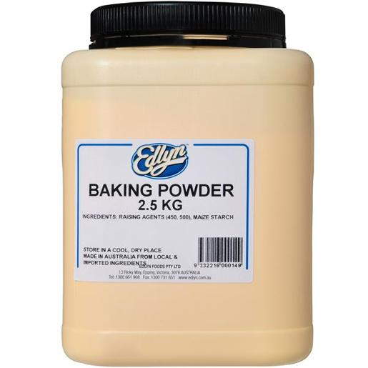 BAKING POWDER 2.5KG